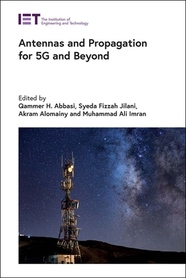 Antennas and Propagation for 5g and Beyond-cover