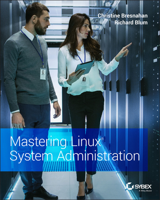 Mastering Linux System Administration-cover