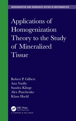 Applications of Homogenization Theory to the Study of Mineralized Tissue-cover