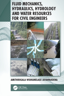 Fluid Mechanics, Hydraulics, Hydrology and Water Resources for Civil Engineers-cover