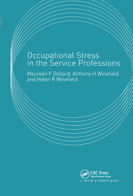 Occupational Stress in the Service Professions-cover