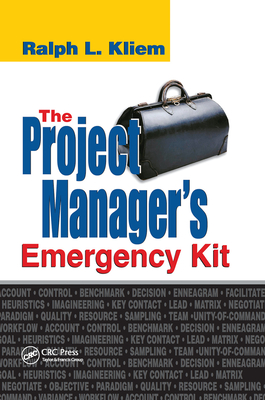 The Project Manager's Emergency Kit-cover