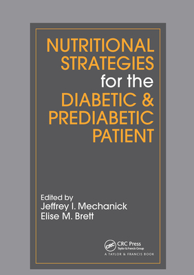 Nutritional Strategies for the Diabetic & Prediabetic Patient-cover