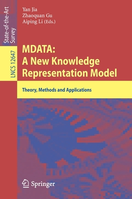 Mdata: A New Knowledge Representation Model: Theory, Methods and Applications-cover