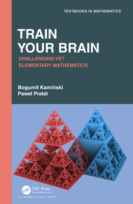 Train Your Brain: Challenging Yet Elementary Mathematics-cover