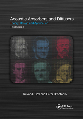 Acoustic Absorbers and Diffusers: Theory, Design and Application-cover