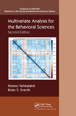 Multivariate Analysis for the Behavioral Sciences, Second Edition-cover
