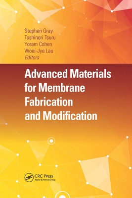 Advanced Materials for Membrane Fabrication and Modification-cover