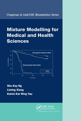 Mixture Modelling for Medical and Health Sciences-cover