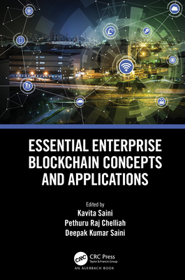 Essential Enterprise Blockchain Concepts and Applications-cover