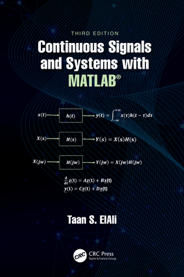 Continuous Signals and Systems with MATLAB(R)-cover
