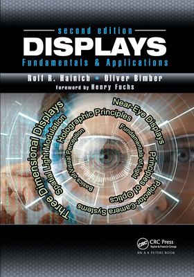 Displays: Fundamentals & Applications, Second Edition-cover