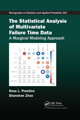 The Statistical Analysis of Multivariate Failure Time Data: A Marginal Modeling Approach-cover