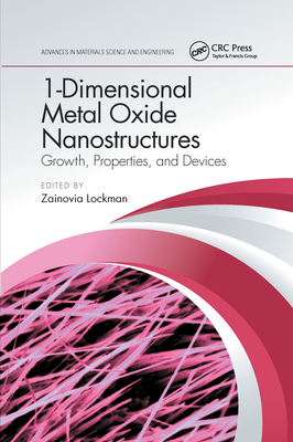 1-Dimensional Metal Oxide Nanostructures: Growth, Properties, and Devices-cover