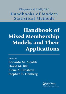 Handbook of Mixed Membership Models and Their Applications-cover