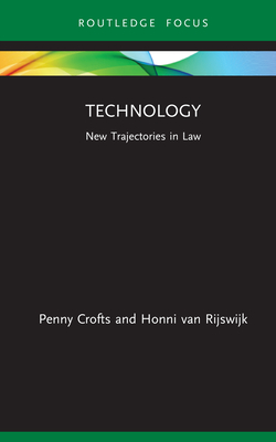 Technology: New Trajectories in Law-cover