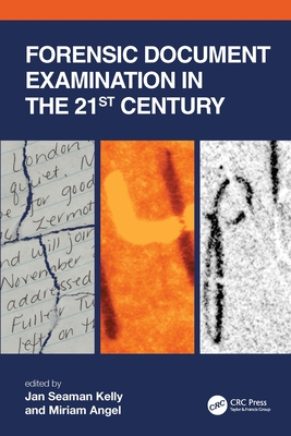 Forensic Document Examination in the 21st Century-cover