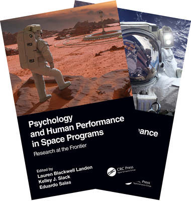 Psychology and Human Performance in Space Programs, Two-Volume Set-cover