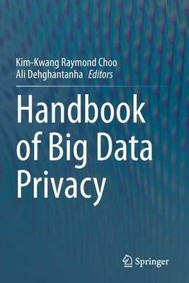 Handbook of Big Data Privacy-cover