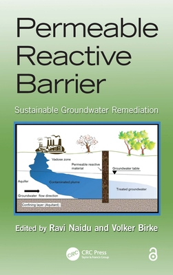 Permeable Reactive Barrier: Sustainable Groundwater Remediation-cover