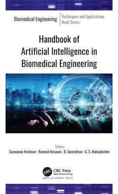 Handbook of Artificial Intelligence in Biomedical Engineering-cover