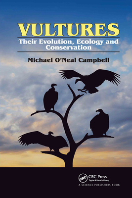 Vultures: Their Evolution, Ecology and Conservation-cover