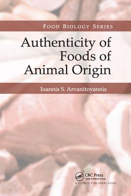 Authenticity of Foods of Animal Origin-cover
