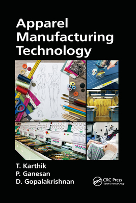 Apparel Manufacturing Technology-cover