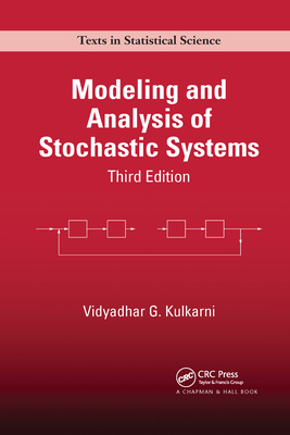 Modeling and Analysis of Stochastic Systems-cover