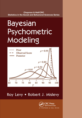 Bayesian Psychometric Modeling-cover