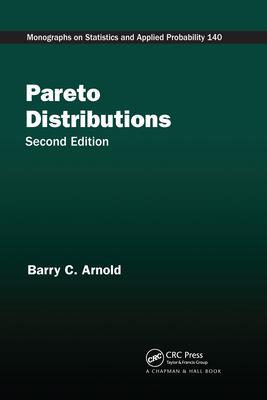 Pareto Distributions-cover