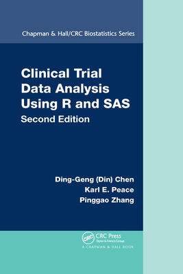 Clinical Trial Data Analysis Using R and SAS-cover