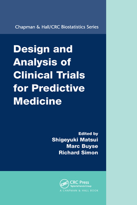 Design and Analysis of Clinical Trials for Predictive Medicine-cover