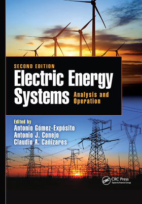 Electric Energy Systems: Analysis and Operation-cover