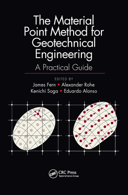 The Material Point Method for Geotechnical Engineering: A Practical Guide-cover