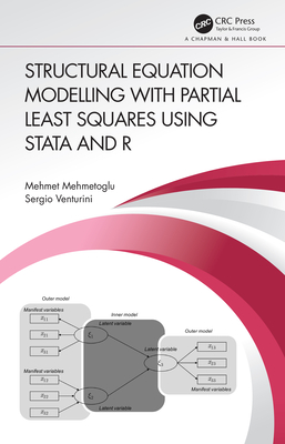 Structural Equation Modelling with Partial Least Squares Using Stata and R-cover