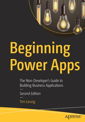 Beginning Power Apps: The Non-Developer's Guide to Building Business Applications-cover
