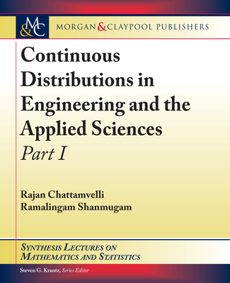 Continuous Distributions in Engineering and the Applied Sciences: Part I-cover