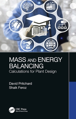 Mass and Energy Balancing: Calculations for Plant Design-cover