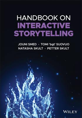 Handbook on Interactive Storytelling-cover