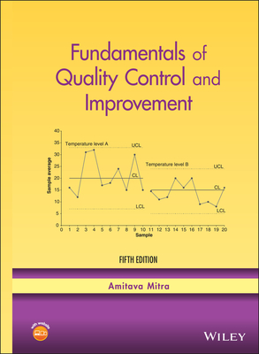 Fundamentals of Quality Control and Improvement-cover