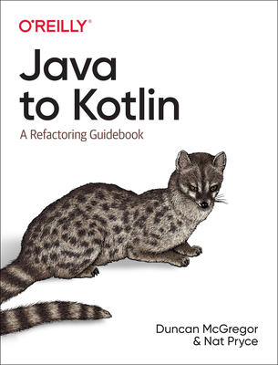 Java to Kotlin: A Refactoring Guidebook-cover