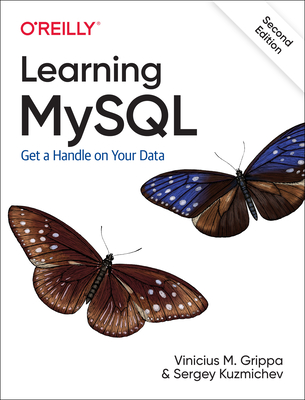 Learning MySQL: Get a Handle on Your Data-cover