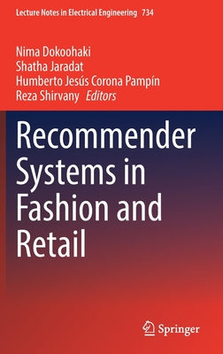 Recommender Systems in Fashion and Retail-cover