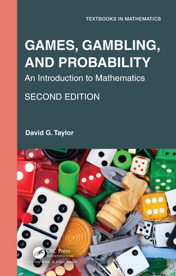 Games, Gambling, and Probability: An Introduction to Mathematics-cover