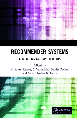 Recommender Systems: Algorithms and Applications-cover