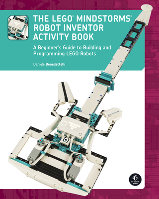 The Lego Mindstorms Robot Inventor Activity Book: A Beginner's Guide to Building and Programming Lego Robots-cover