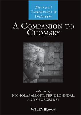 A Companion to Chomsky-cover