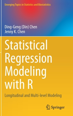 Statistical Regression Modeling with R: Longitudinal and Multi-Level Modeling-cover