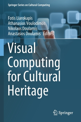 Visual Computing for Cultural Heritage-cover